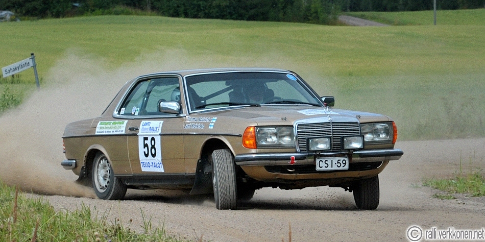 Lahti Historic Rally 10 11 8 2012